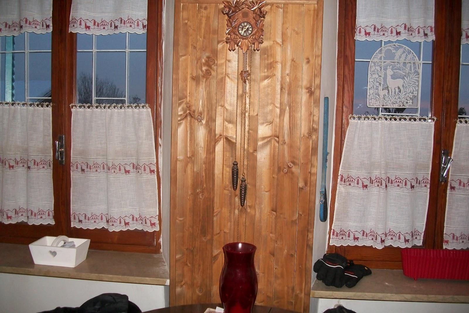 La casa di rory la mia casa prima e dopo il restauro for Tende tirolesi