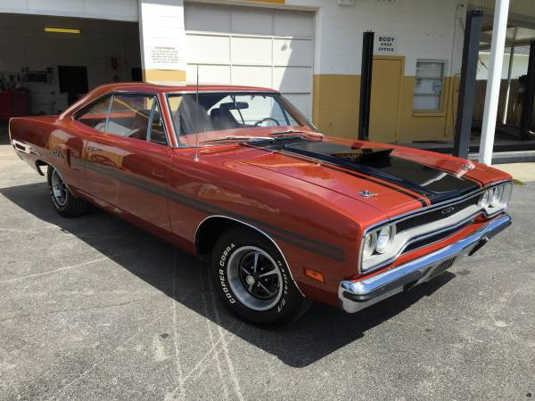 1970 plymouth gtx for sale buy american muscle car for American muscle cars for sale