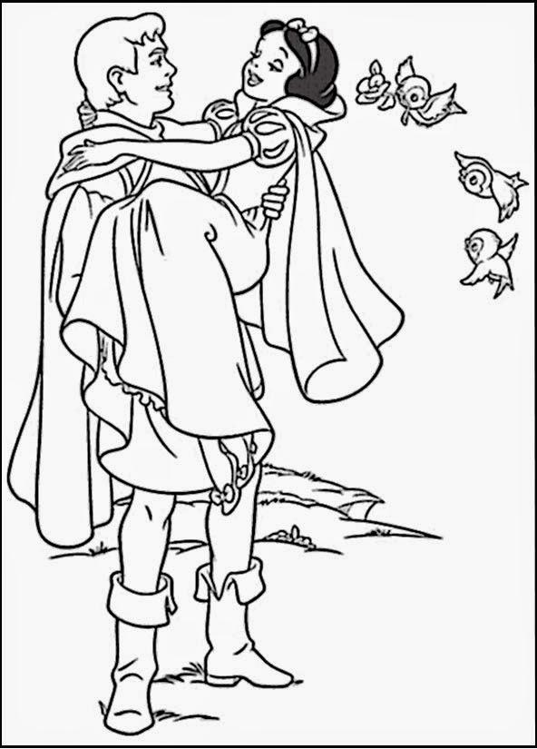Märchen Ausmalbilder Zum Ausdrucken - Malvorlagen von den Märchenmalern
