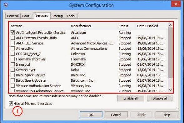Cara Mempercepat Startup Windows 8 / 8.1