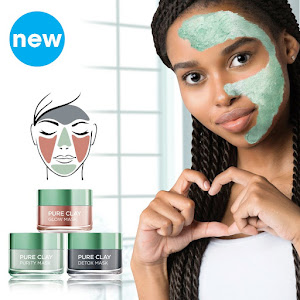 L'ORÉAL PURE CLAY MASK