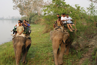Kaziranga National Park Weekend Tour