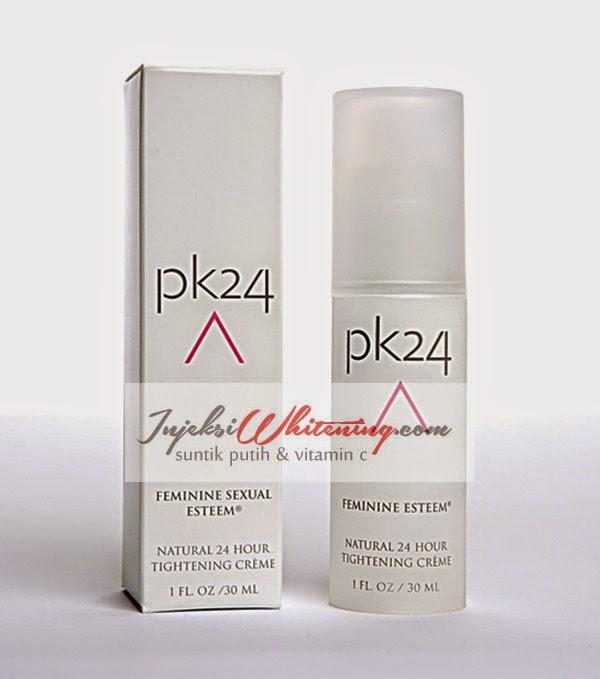 PK 24 Cream, Serum Kewanitaan