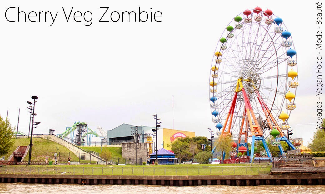 Cherry Veg Zombie
