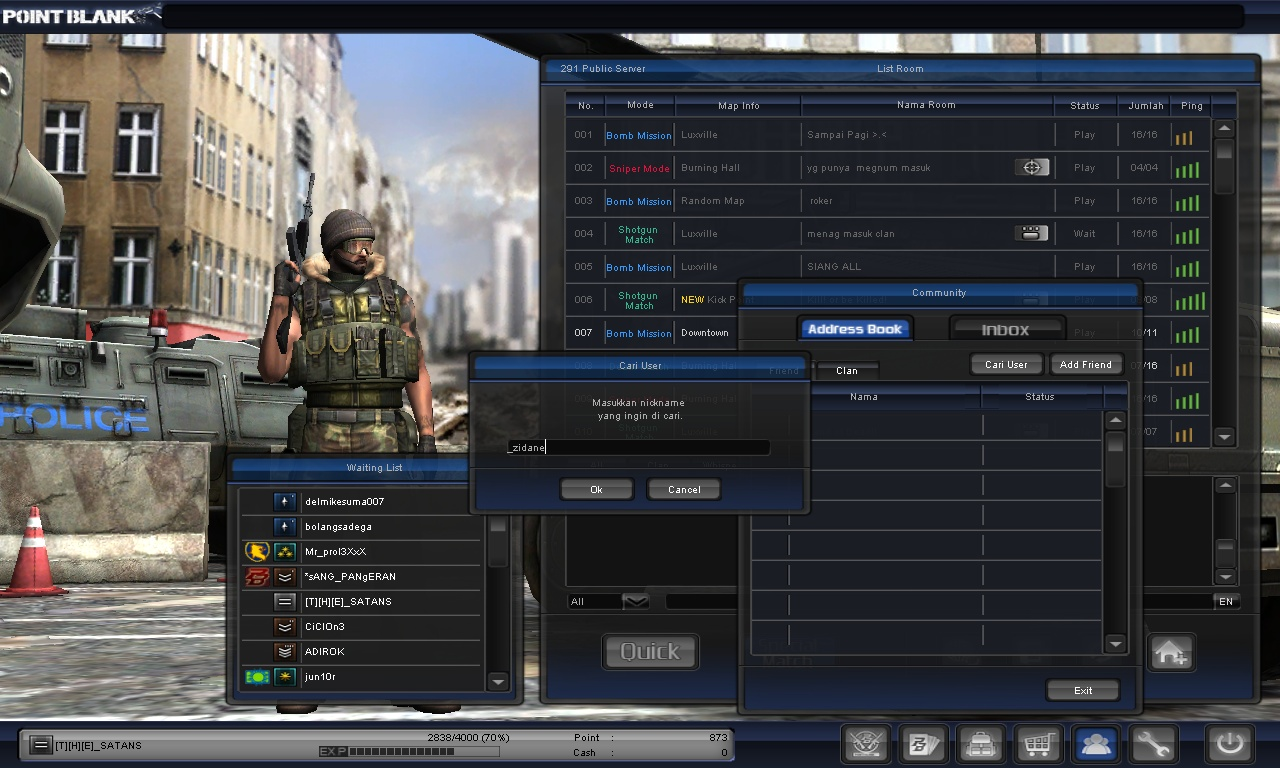 Cheat PB Terbaru 2012 - Download Cheat Point Blank Terbaru |