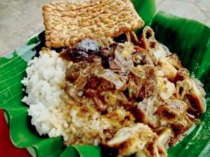 Nasi Kentut Medan