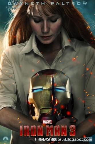 Iron Man 3 Gwyneth Paltrov