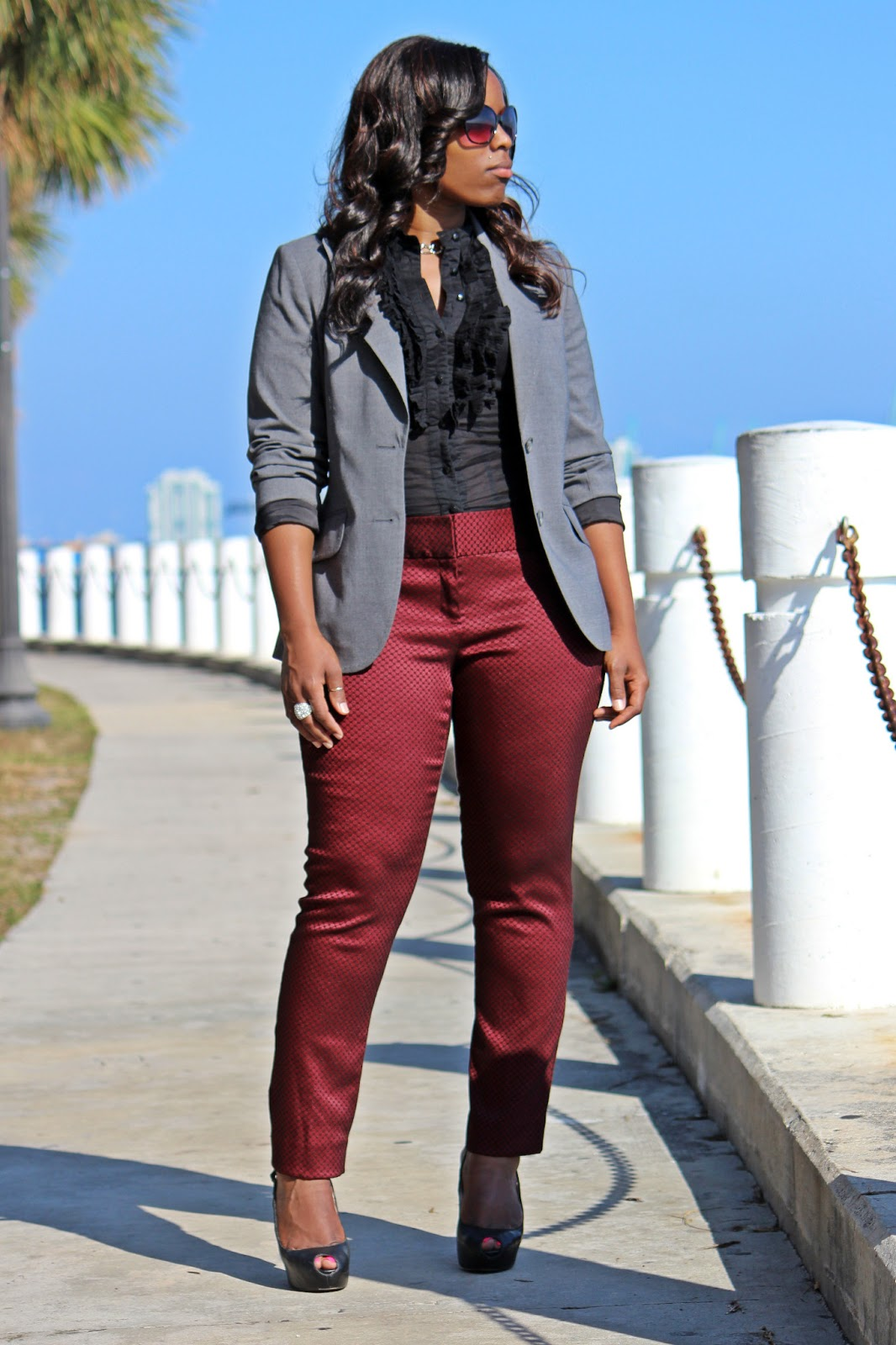 Luxury Left Big Star QuotAlexquot Skinny Jeans In Burgundy 89 At Nordstrom Here