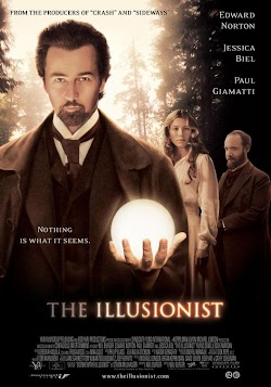 Ảo Thuật Gia Tài Ba - The Illusionist (2006) Poster