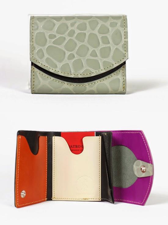 小さい財布 アンティーブ