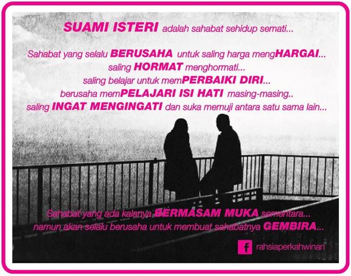 Bicara Budak Kampung: Suami isteri...