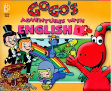 GOGO´S ADVENTURES WITH ENGLISH