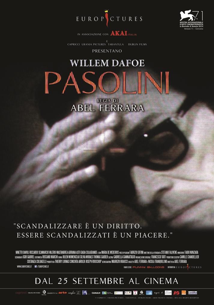 Póster: Pasolini