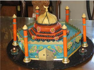 Eid Cake Decoration Ideas : Beautiful Muslimah: Decorating, crafts, gifts, and baking ...