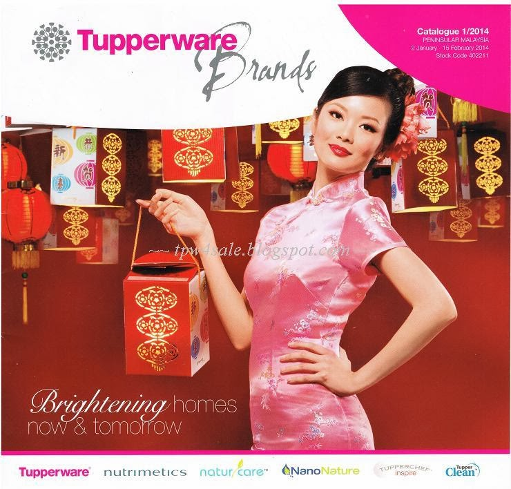 277 hits katalog 1 2014 tupperware nutrimetics