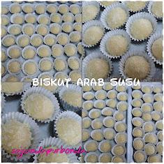 Biskut Arab Susu
