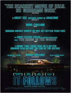 It Follows (Te Sigue) (2014) español Online latino Gratis