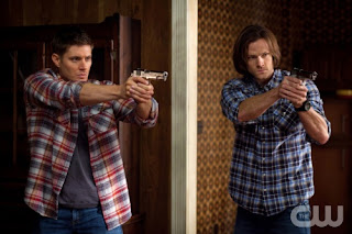 Supernatural S08E13. Everybody Hates Hitler
