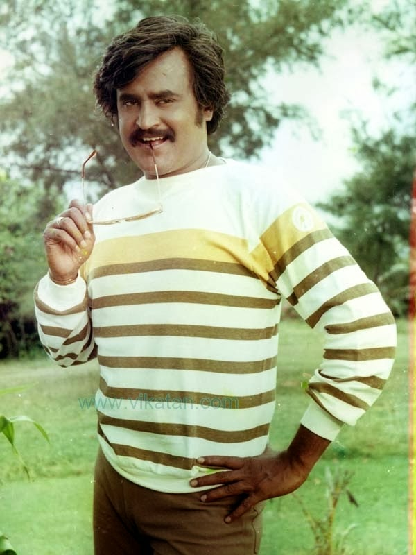Rajinikanth in 'Adutha Varisu' (1983) Tamil Movie