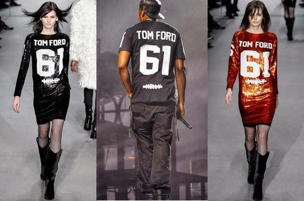 Том форд 61 платье