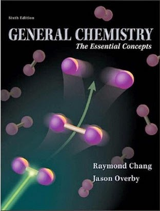 General Chemistry The Essential Concepts by Raymond Chang-free chemistry book