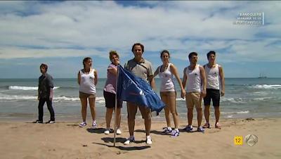 Por fin llegan a tierra los protagonistas de la Serie El Barco en el episodio 3x10