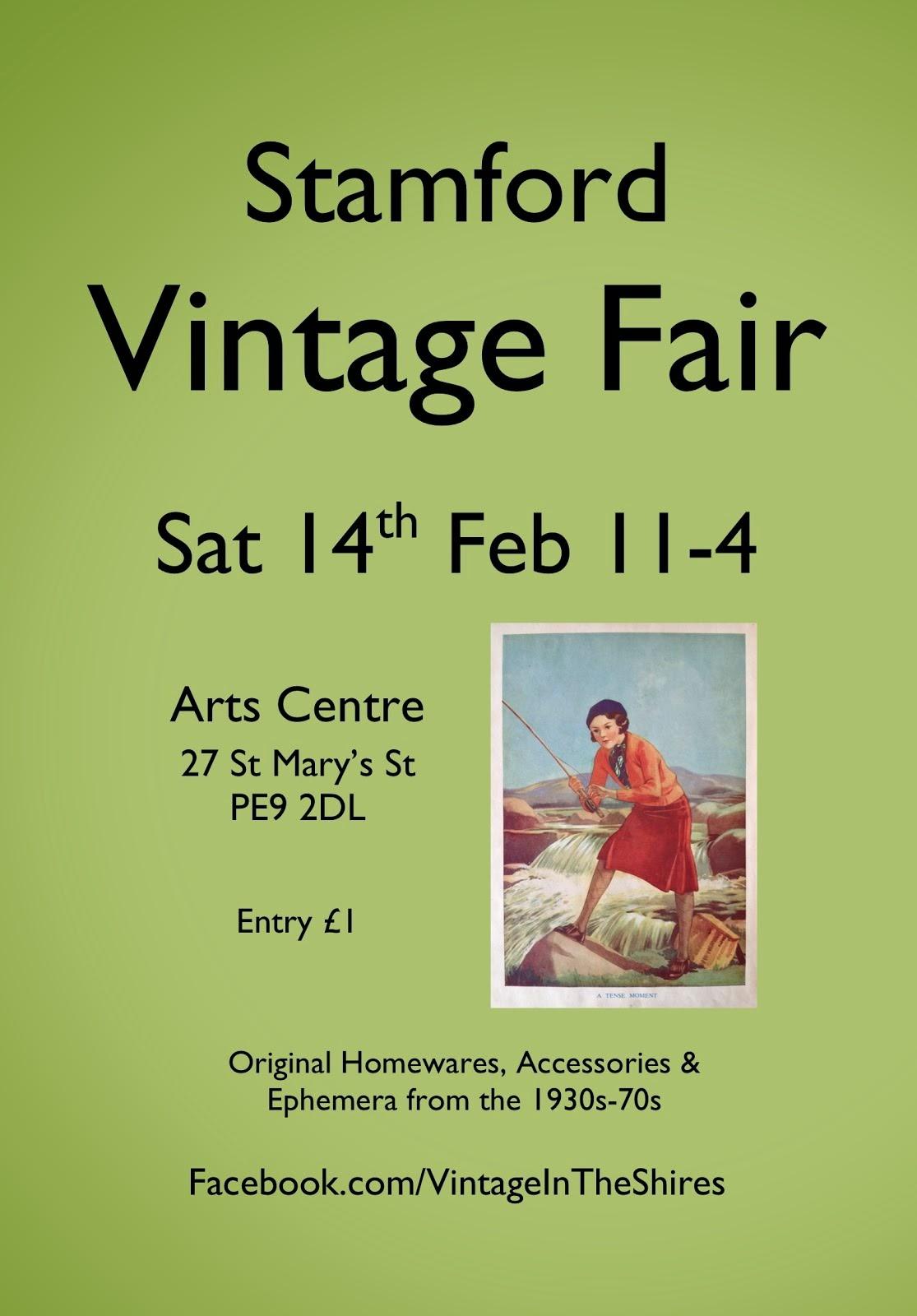 Stamford Vintage Fair