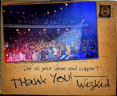 WIZKID THANK YOU