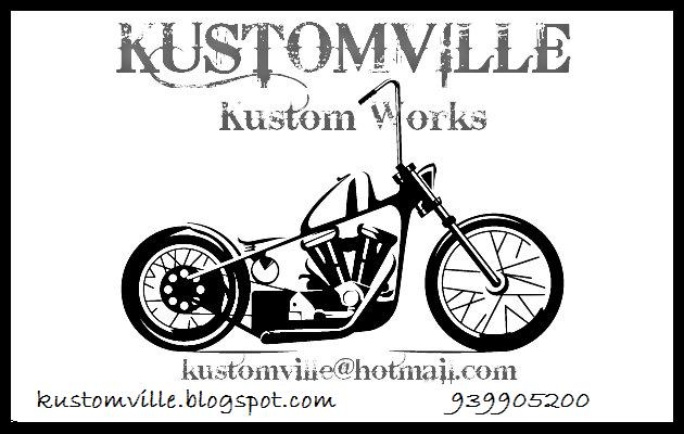 Kustomville - Kustom Works