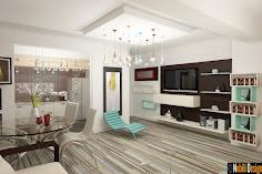 Royal Town Copou - Apartament 2 camere - 50,80 mp