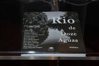 """OBRA POÉTICA - """"RIO DE DOZE ÁGUAS"""""""