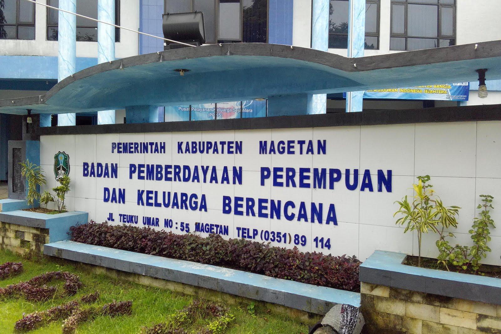 Dinas PPKB dan PPPA