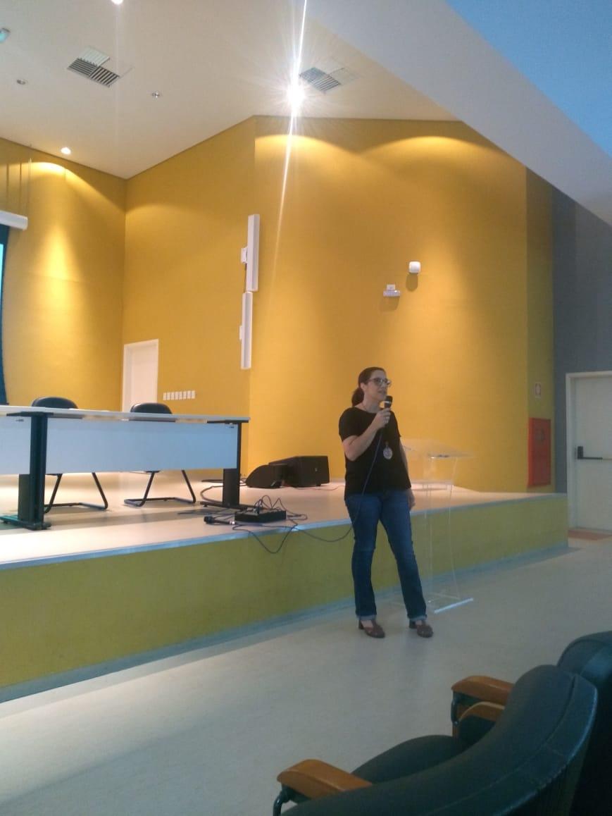 Workshop  Caravana da Ciência