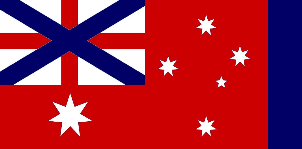 The Voice Of Vexillology Flags Heraldry Flag For Australians - north flags