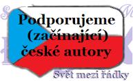 Podporujeme české autory