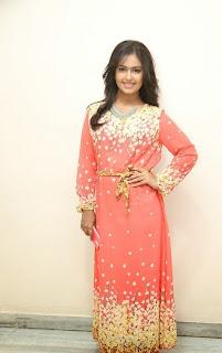 Actress Avika Gor Latest Picture Gallery at Lakshmi Raave Maa Intiki Trailor Launch 74