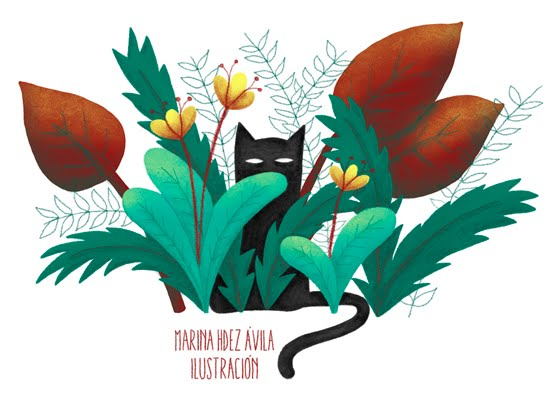 Marina Hdez Ávila Ilustración