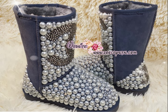 chanel uggs. chanel ugg boots pearls uggs