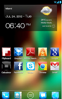 Jelly Bean HD Theme 5 in 1