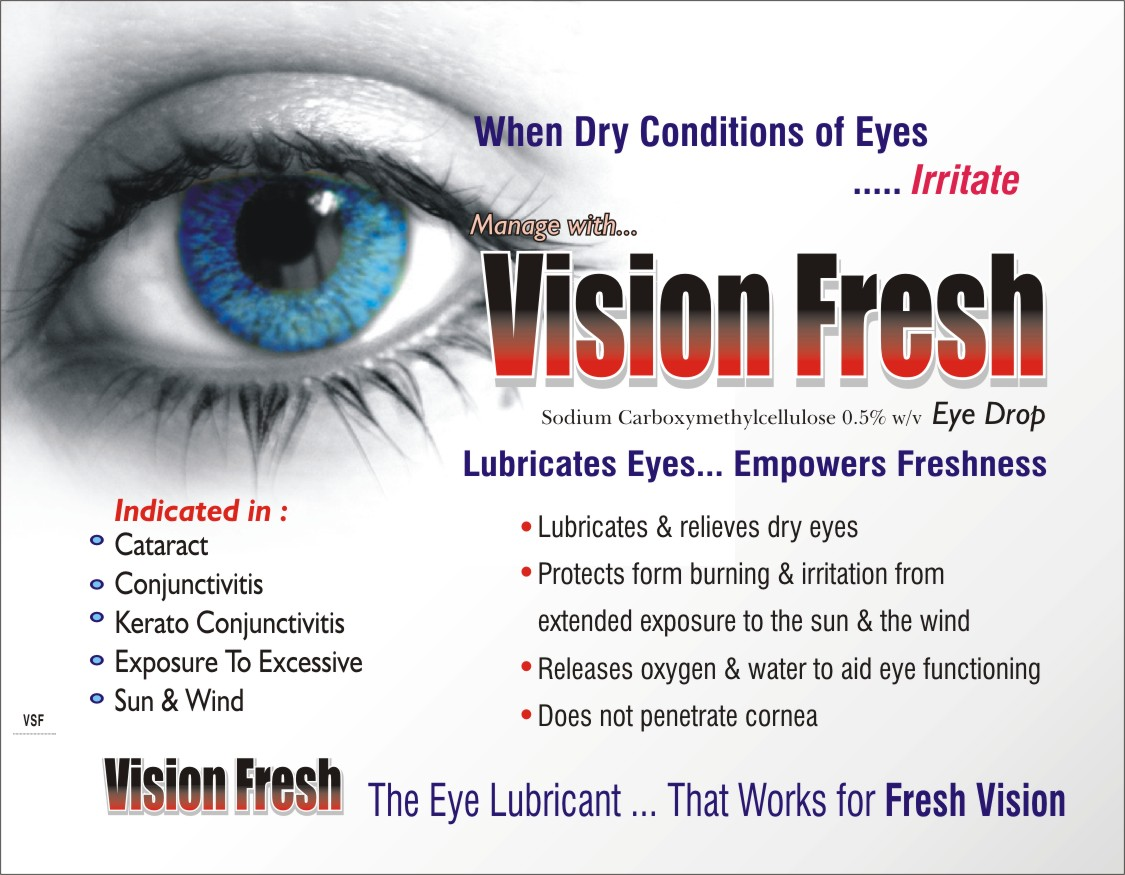 Invision Health Care Vision fresh