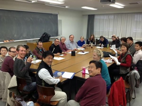 workshop Asian writers