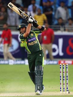 Pakistan beat Sri Lanka in first T20