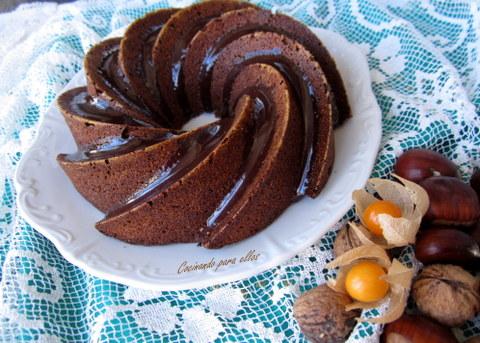 Cocinando para ellos cake de casta as - Cocinando para ellos ...