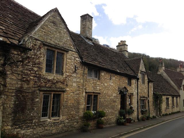 Castle Coombe Village