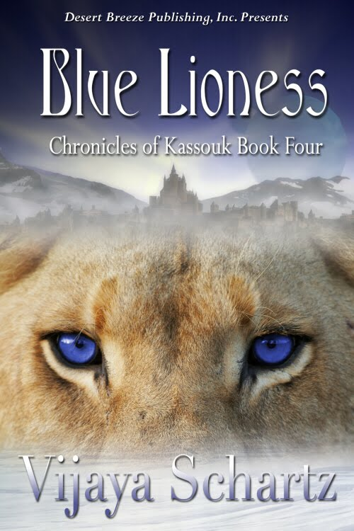BLUE LIONESS