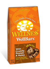 Wellbar treats for Dogs