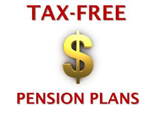DO YOU OWN A TAX-FREE PENSION PLAN?