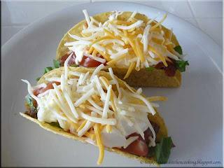 flat bottom tacos