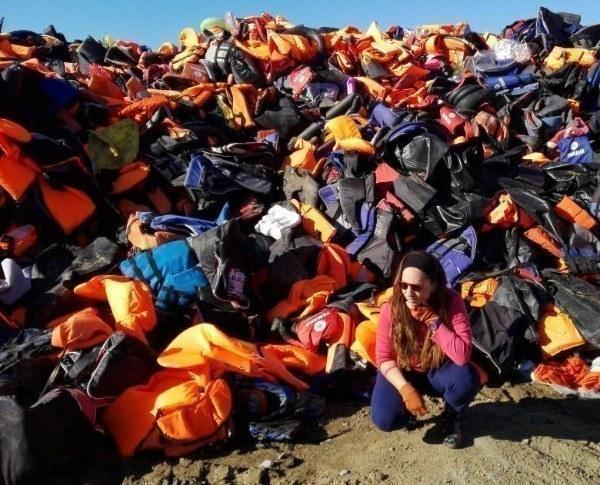 Συνέντευξη στο enfo.gr σχετικά με τον εθελοντισμό για τους προσφυγες