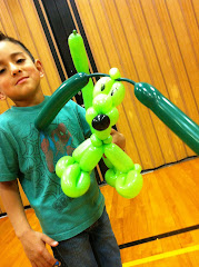 Balloon Art, Face Painting